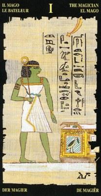 Маг - Колода Египетского Таро
