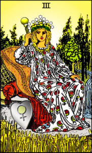 III Аркан Таро – Императрица. Мать.