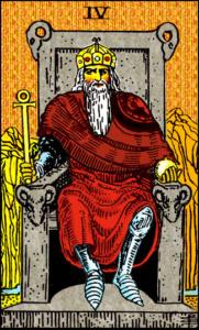 4 Аркан Таро – Император. Отец.