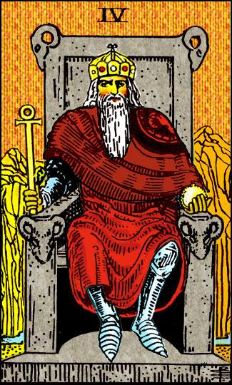 IV - Император. Отец.