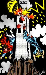XVI Аркан Таро – Башня. Катарсис.