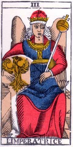 III Аркан Таро – Императрица